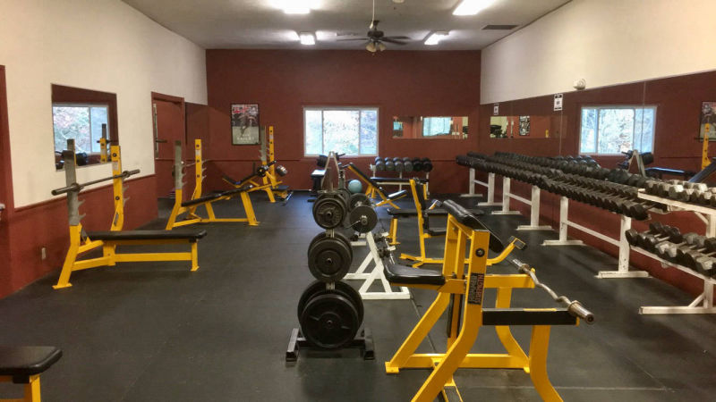 RMA Fitness-Facilities